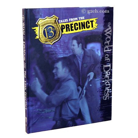 World of Darkness: Tales from the 13th Precinct