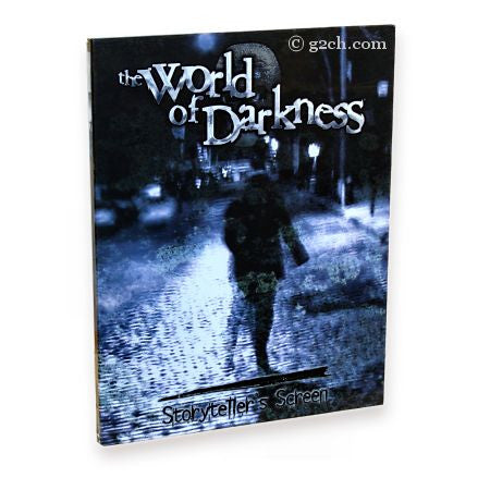 World of Darkness: Storyteller Screen