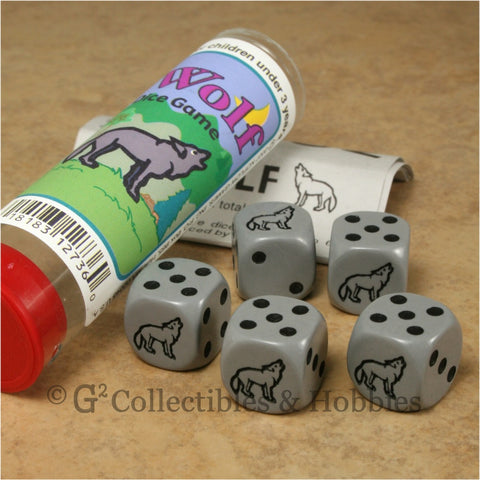 Wolf Dice Game