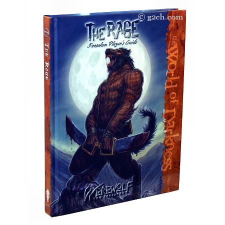 Werewolf: The Rage - Forsaken Player's Guide