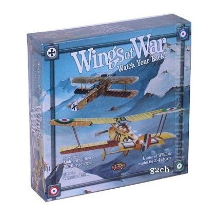 Wings of War: Watch Your Back!