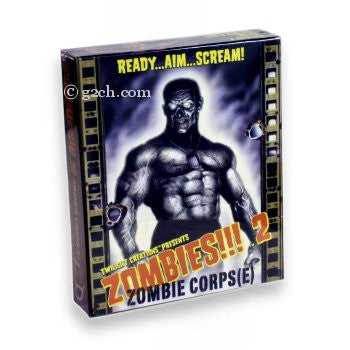 Zombies 2: Zombie Corps(E) (Second Edition)
