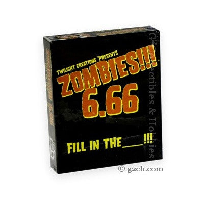 Zombies 6.66: Fill in the Blank