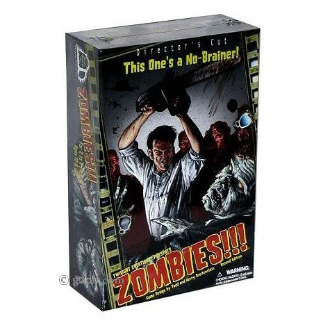 Zombies!!! Second Edition Core Game