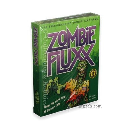 Zombie Fluxx Card Game