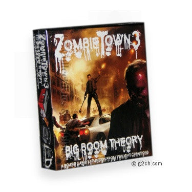 Zombie Town 3: The Big Boom Theory