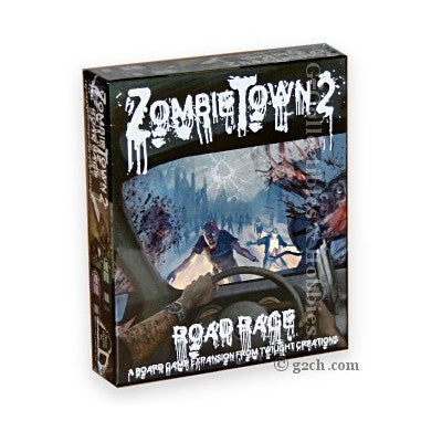 Zombie Town 2: Road Rage Expansion