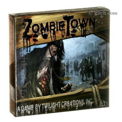 Zombie Town Board Game