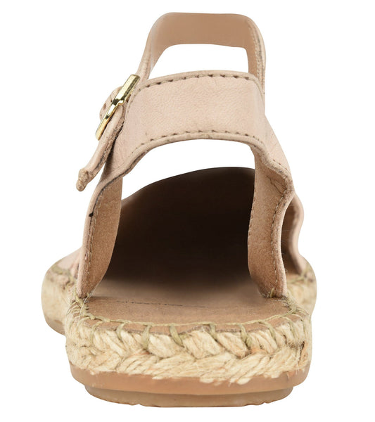 Capri Beige Flat - Shop comfortable sneaker, Sandals & high quality flats, wedges online!
