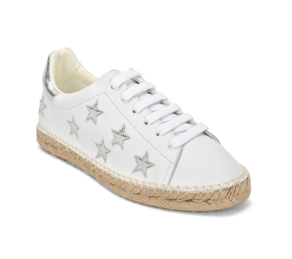 Terra Stars White/Silver Graffiti - Shop comfortable sneaker, Sandals & high quality flats, wedges online!