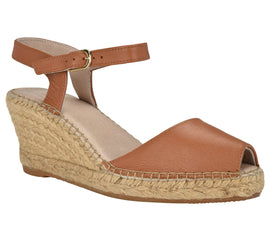 Ana Cognac Sandal - Shop comfortable sneaker, Sandals & high quality flats, wedges online!
