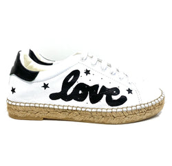 Terra Love Leather Espadrille Sneaker - Shop comfortable sneaker, Sandals & high quality flats, wedges online!