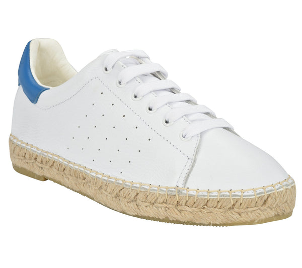 Terra White/Blue - Shop comfortable sneaker, Sandals & high quality flats, wedges online!