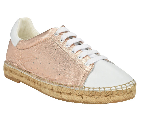 Terra Rose Gold/white - Shop comfortable sneaker, Sandals & high quality flats, wedges online!