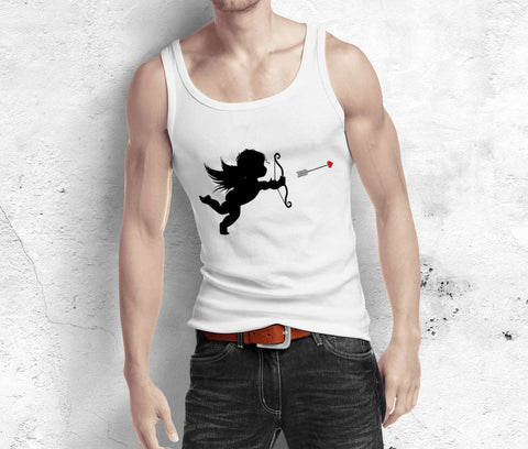 Innocent Cupid - Love Tank Top - Men