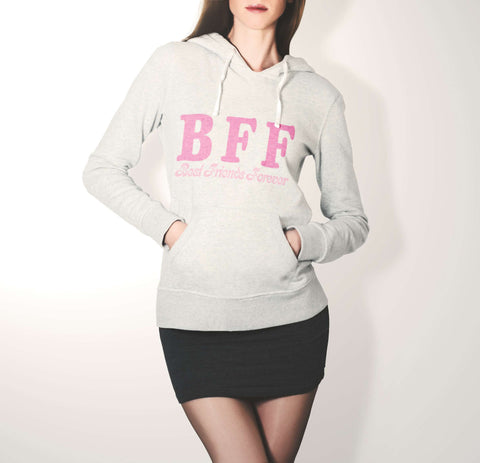 BFF Best Friends Forever - Best Friend Hoodie For Women