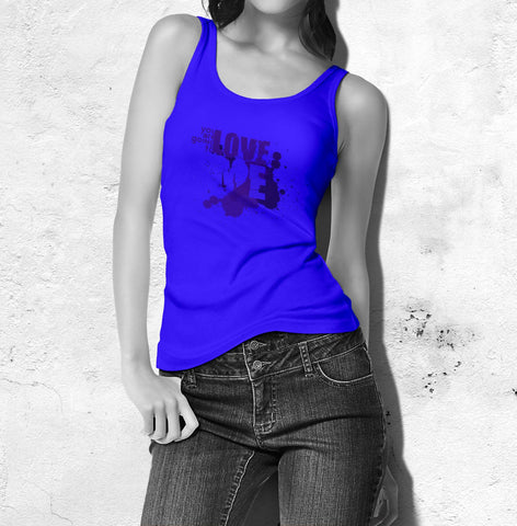 You Are Going To Love Me - Love Tank Top For Women