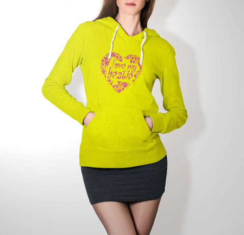 Luv My Bestie - Best Friend Hoodie For Women