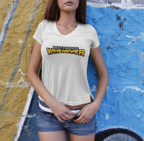WhenEver - Best Friend Tshirts For Women
