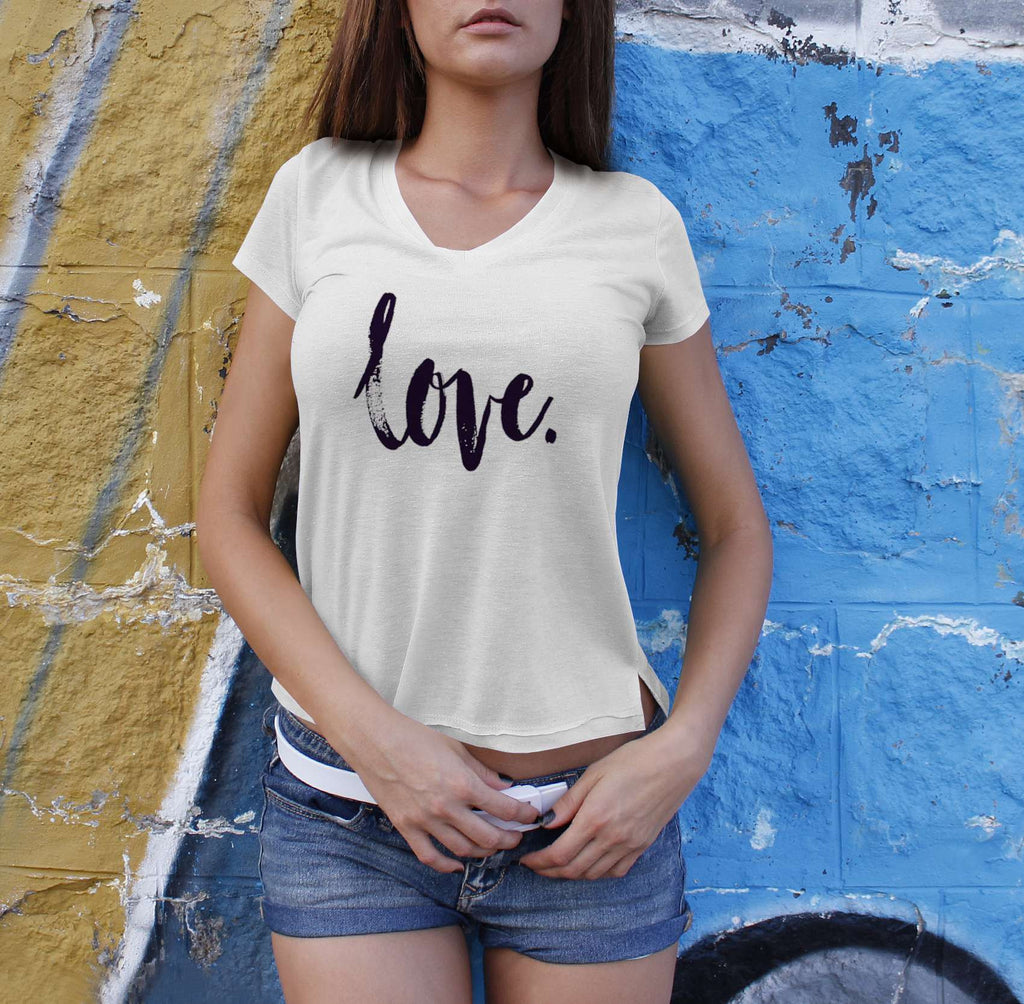 The Love - Love Tshirt For Women