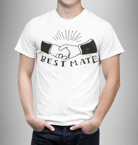 Best Mate - Best Friend Men T-Shirt