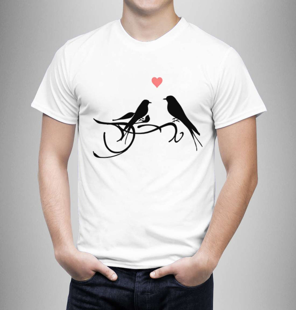 Love Birds - Love Tshirts - Men