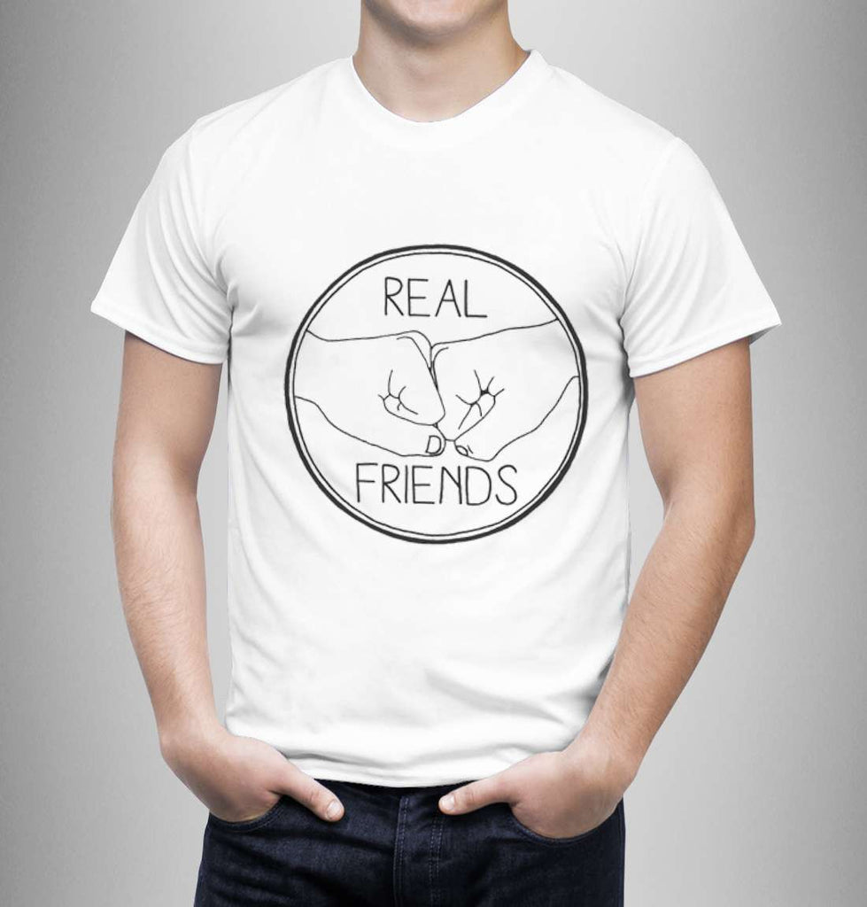 Real Friends - Best Friend Men T-Shirt