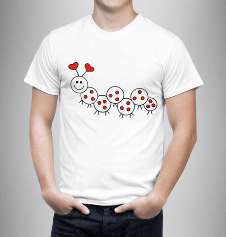 Love Caterpillar - Love Tshirts - Men