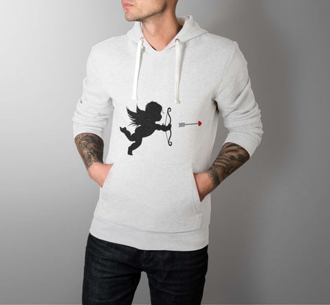 Innocent Cupid - Love Hoodies - Men