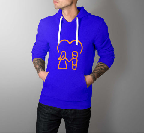 GF BF In Future - Love Hoodies - Men