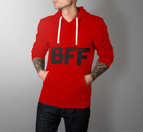 Best Friends Forever - Best Friend Men Hoodie