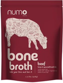 100% Grass-Fed Beef Bone Broth Kit