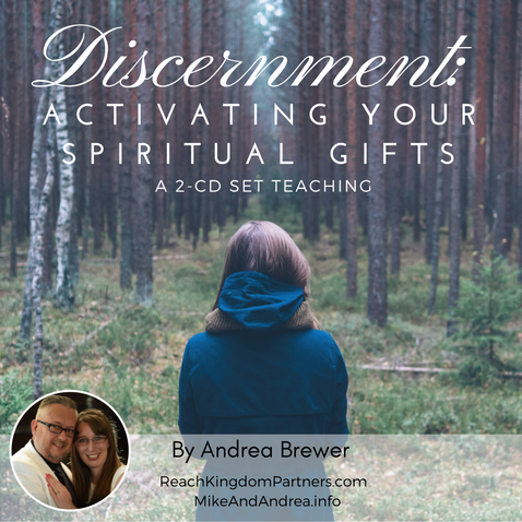 DISCERNMENT: Activating Your Spiritual Gifts (2 Part Teaching)