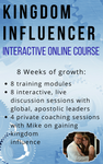 Kingdom Influencer Interactive Course