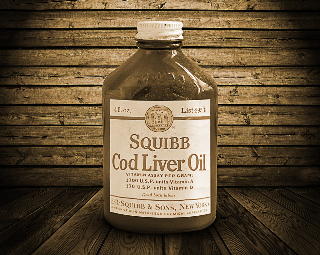 Squibb Cod Liver Oil
