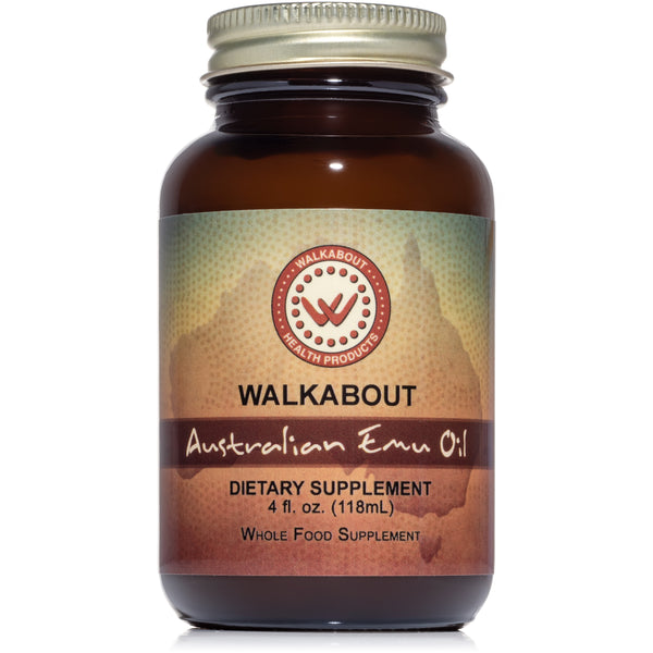 Walkabout Emu Oil
