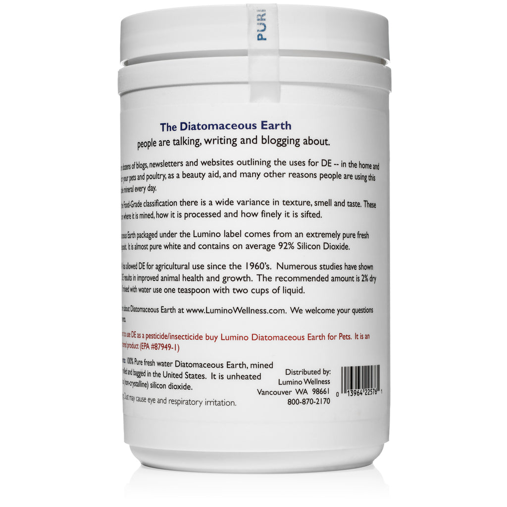 Diatomaceous Earth Info 2