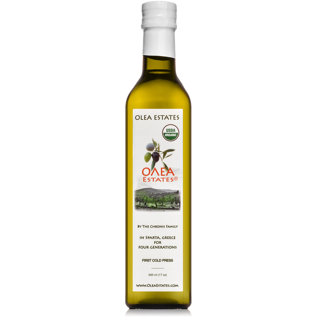 Extra-Virgin Olive Oil ~ 250 ml. and 500 ml.