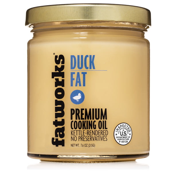 Duck Fat By Fatworks The Only Pasture Raised Non Gmo