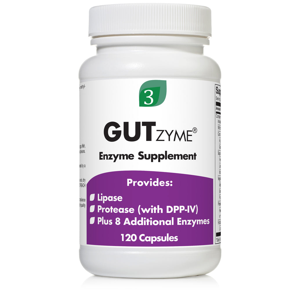 GutZyme® ~ 120 capsules
