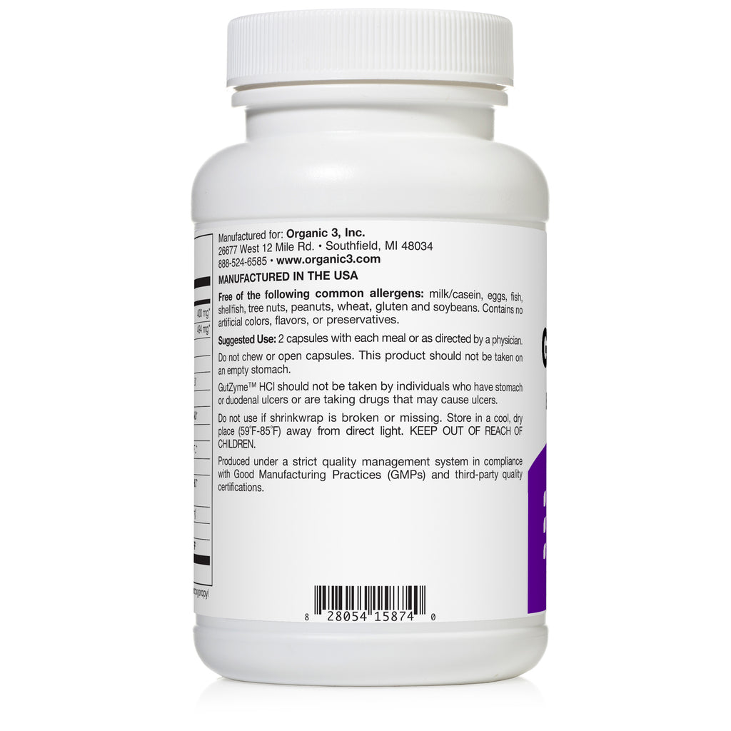Gut Health Kit GutZyme HCl
