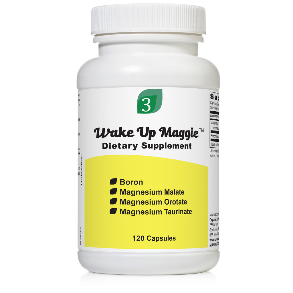 Root Cause Protocol Kit Softgels - Wake Up Maggie Capsules