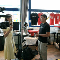 We're featured on MediaCorp Channel 8 news today!