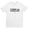 Comme Des Gonecase Crew Neck S-Sleeve T-shirt
