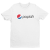 Popiah Crew Neck S-Sleeve T-shirt