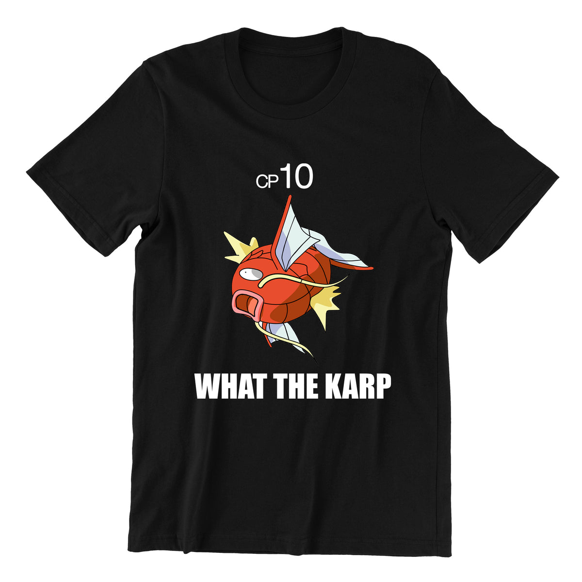 What The Karp Crew Neck S-Sleeve T-shirt