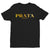 (Limited Gold Edition) Prata Crew Neck S-Sleeve T-shirt