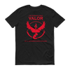 The Pokémon Games: Team Valor Kids Crew Neck S-Sleeve T-shirt
