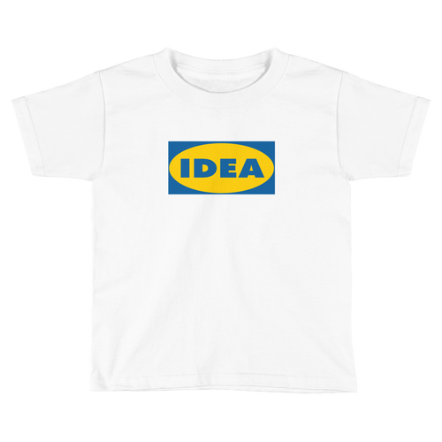 IDEA Kids Crew Neck S-Sleeve T-shirt