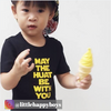 May The Huat Be With You Kids Crew Neck S-Sleeve T-shirt
